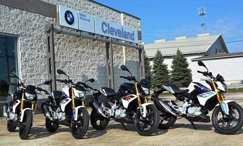 BMW Motorcycle of Cleveland inventory image